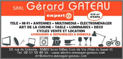 Ets Gérard Gateau